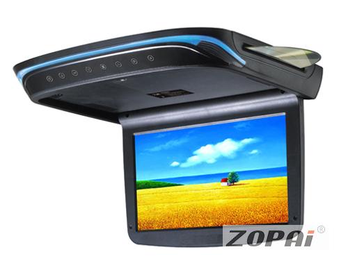 超薄吸顶式显示器:ZP-1168AV