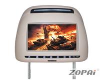 头枕包式DVD:ZP-7698