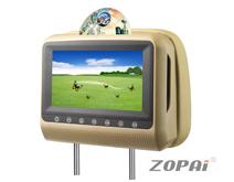 头枕包式显示器:ZP-8898AV