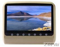 挂式头枕显示器:ZP-9699AV